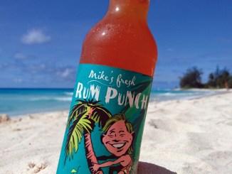 Mike's Fresh Bajan Rum PunchMike's Fresh Bajan Rum Punch