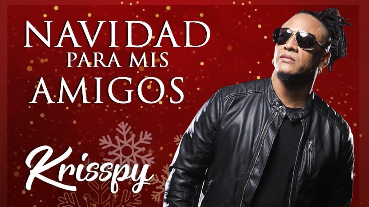 Krisspy -  Navidad Para Mis Amigos (2018)