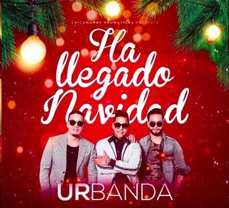 Urbanda - Ha Llegado Navidad (2018)