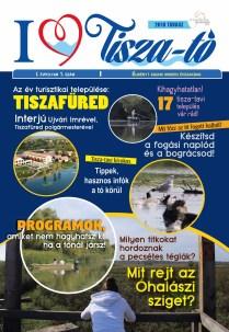 I love Tisza-tó magazin I. évfolyam 1. szám