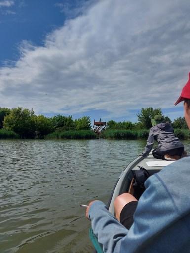 halászi csónakból