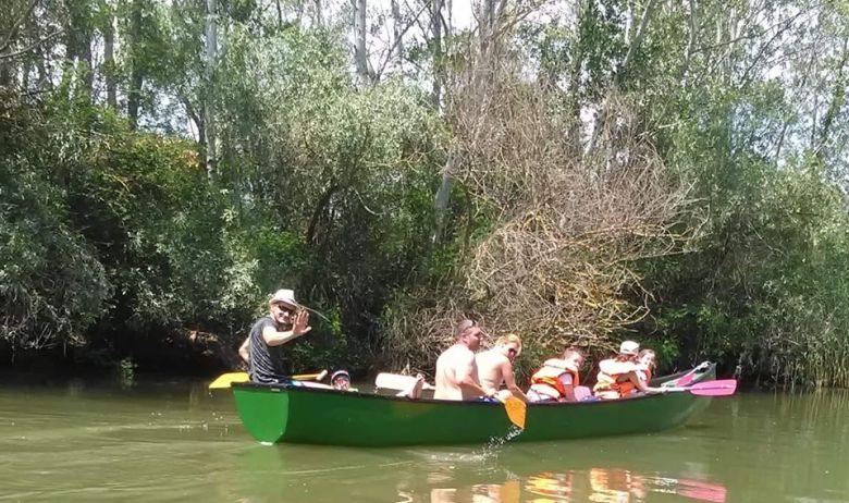 csónaktúrák a déli tisza-tó térségében