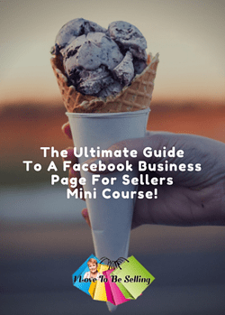 Ultimate Guide to a Facebook Business Page for Sellers Mini Course