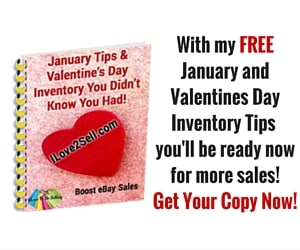 January Tips & Valentine's Inventory Tips