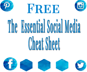 The Essential Social Media Cheat Sheet