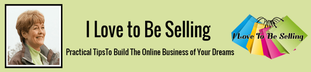 Kathy Terrill I Love To Be Selling
