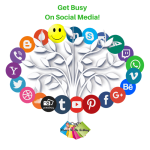 Get busy on social media with Mother's Day sale items. #Mother's Day Sale