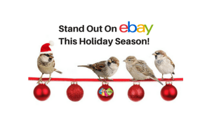 Stand Out On eBay This Holiday Season!
