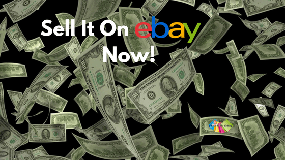 Sell It On eBay Now!