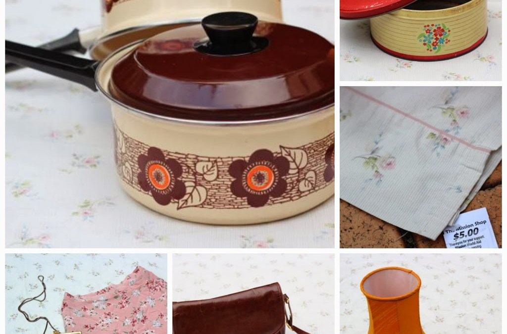 Upcycled Biscuit Tins