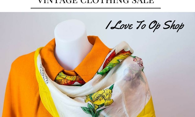 National Trust Vintage Clothing Sale