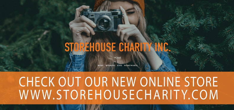 storehouse charity banner