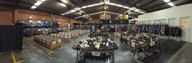 Unique Vintage Warehouse Sale