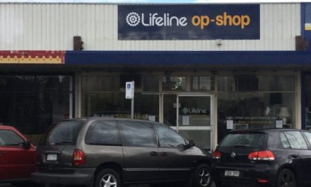 Lifeline Newcomb Op Shop Opening