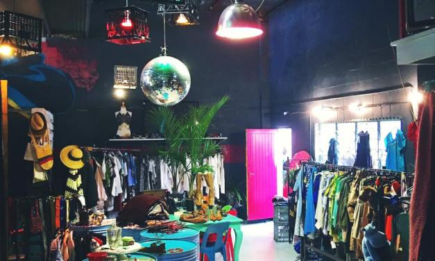Studio Thrifty 4 Opens in Albion