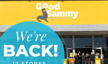 Good Sammy Stores Update