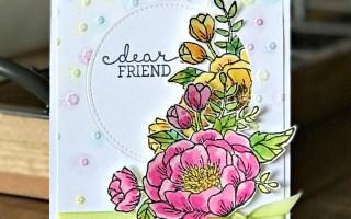 SU! Only Challenge: Favorite Florals