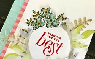 Floral Frames Bundle Layered Card