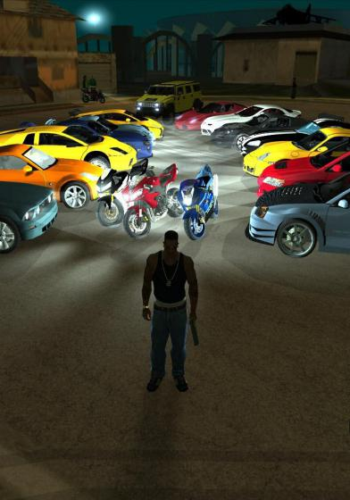 Can You Sell Cars In Gta V :