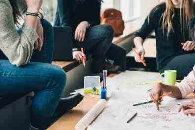 Community encourages the practice that builds a habit