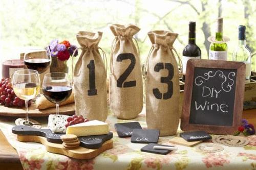 10 Fun Ideas For Throwing a WineThemed Party  I Love Wine