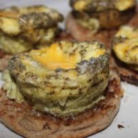 Egg Muffin & English Muffin