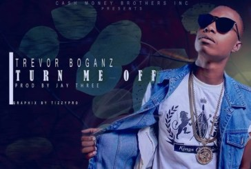 Trevor Boganz – Turn Me Off (Prod. By Jay Three)