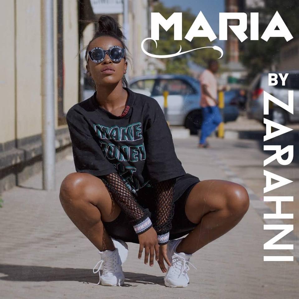 Muzo Zarahni – Maria (prod by Reverb)