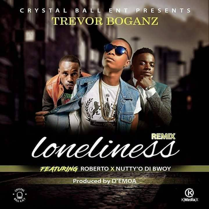 Trevor Bogans Ft Roberto And Nutty'o Di Bwoy – Lonelines (Remix)