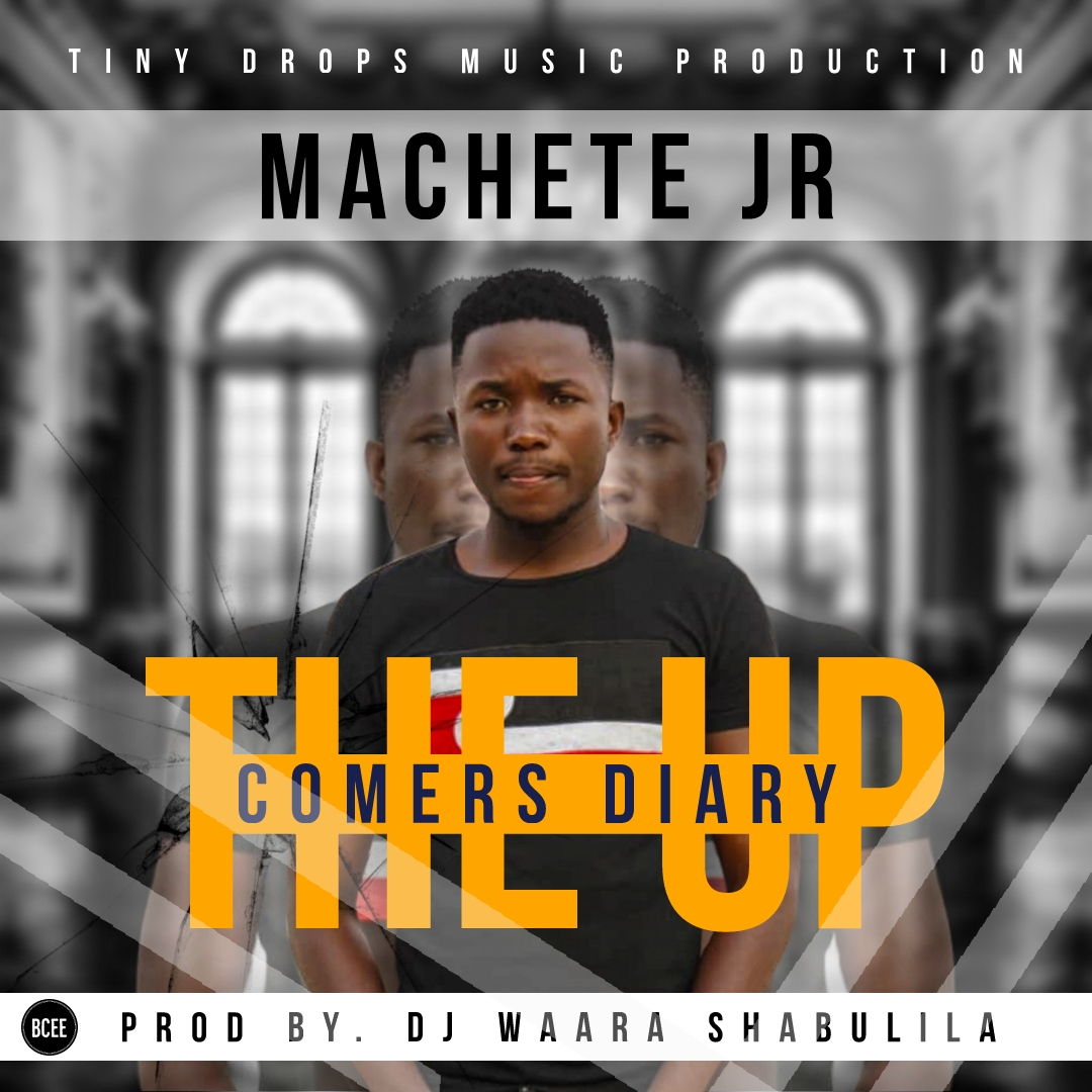 Machete Jr – The Up Comers Diary
