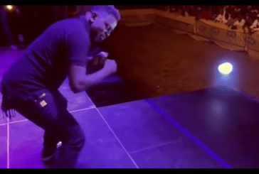Watch: Petersen Zagaze Lights Up Stage At Kuomboka Music Festival