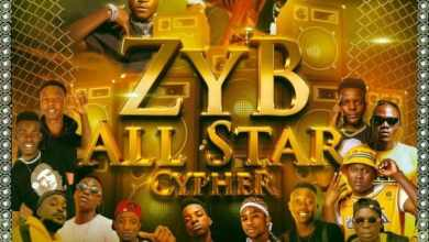 Dope Boys ft. Various Artists - Zyb All Stars Cypher