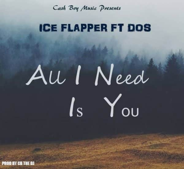Ice Flapper x Dos - All I Need Is You