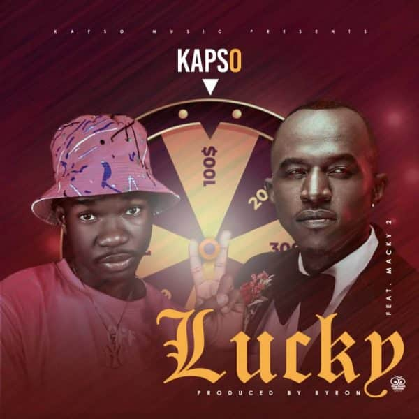 KapsO ft. Macky 2 - Lucky