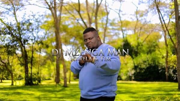 DJ Mzenga Man Ft. TIM & Towela - Ndiwe