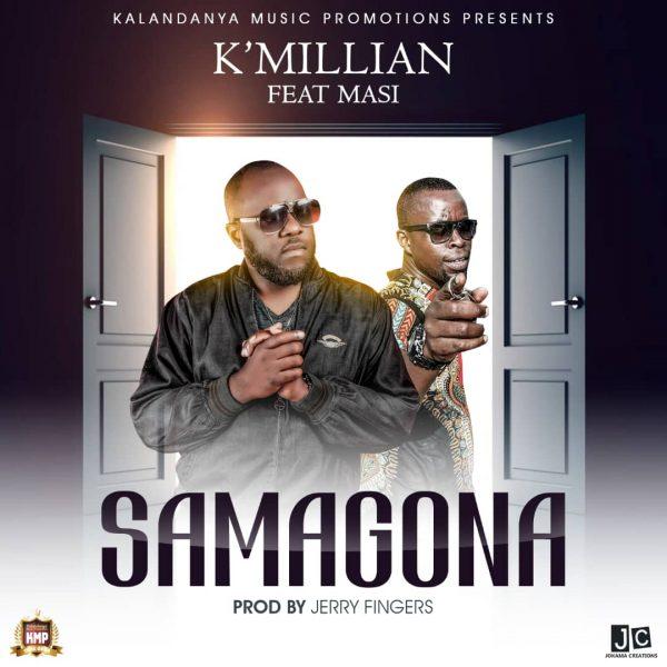 K Millian ft. Masi - Samagona