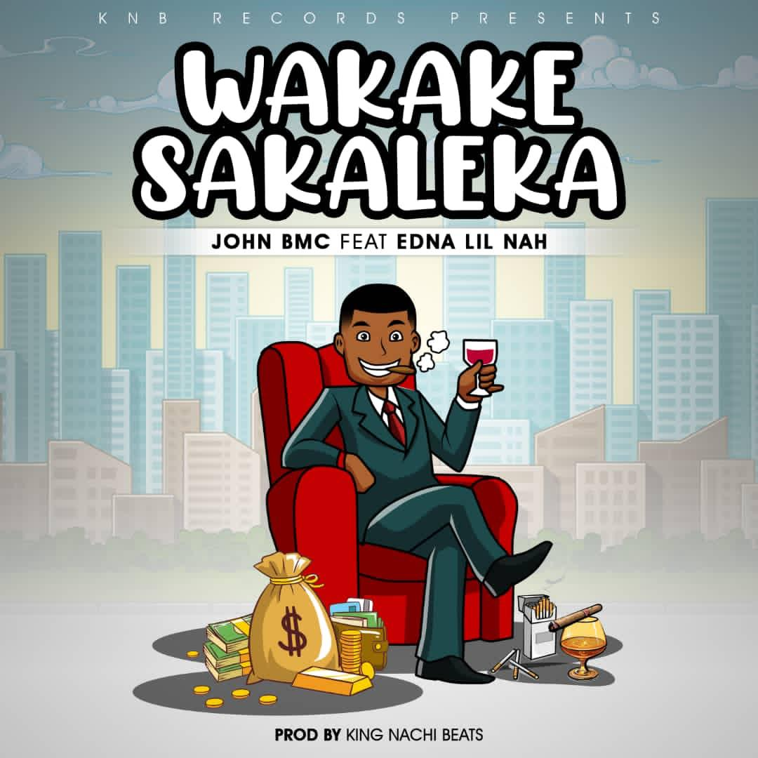 Latest Zambian Music - John BMC ft. Lil Nah - Wakake Sakaleka