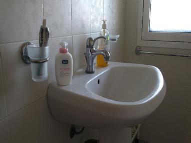 bagno casa la rosa 7p