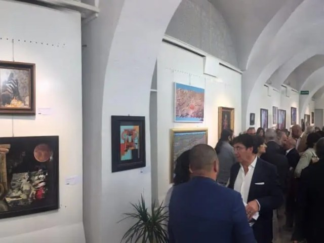 """Pinacoteca """"Nunzio Sciavarrello"""" - Bronte (CT)"""
