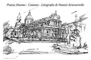 Calamita Piazza del Duomo Catania