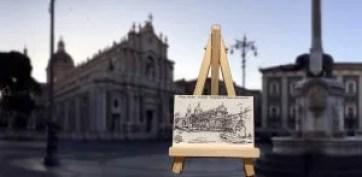 Piazza del Duomo di Catania