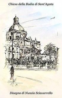 Calamita Chiesa Badia Sant'Agata Catania