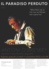 ANTONIO O'BRESKEY | Italia