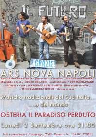 ARS NOVA NAPOLI   Italia