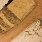 Pane di segale ai semi di finocchio