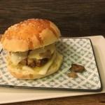 Hamburger di pollo e porcini al tartufo