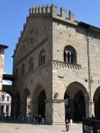 Corner of the Palazzo della Ragione