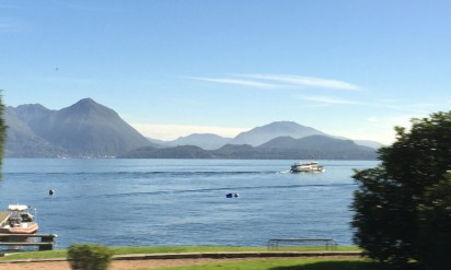 View from near Stresa
