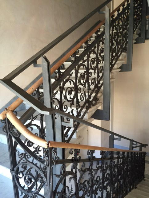 Stairway from 2nd to 1st floor