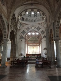 Inside of Santa Maria della Grazie